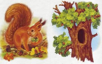 Осень  картинки и рисунки для детского сада